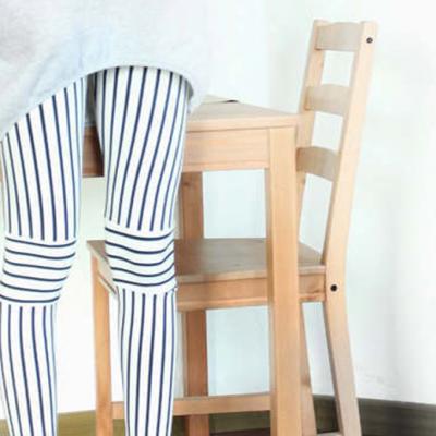 Stripes Summer Cotton Leggings