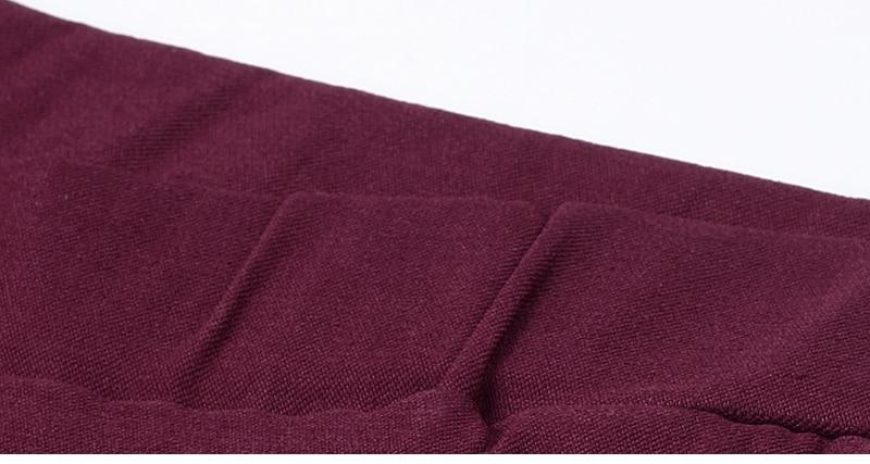 Fashion Plus Size Women's Leggings Stretch Trousers, 5 Colors 54