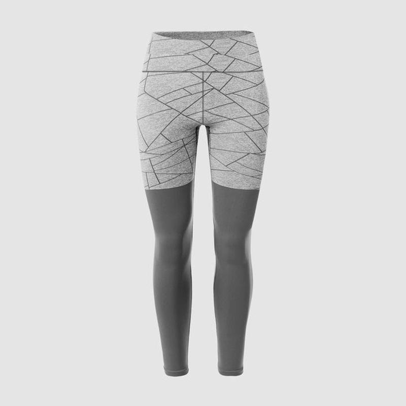 High Waist Women's Leggings, Breathable Slim Legging Sets Women's Clothing 5