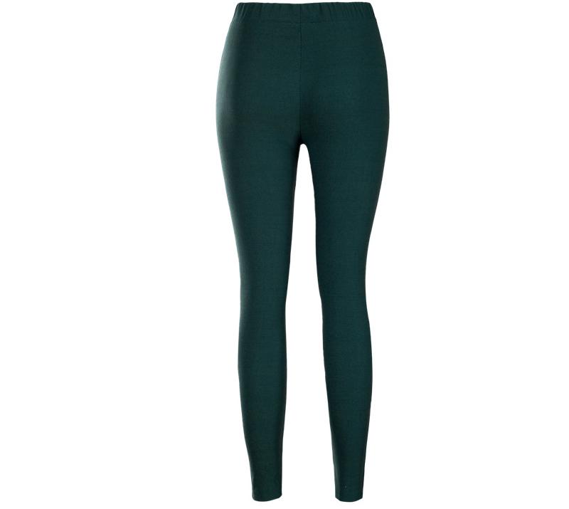 Fashion Plus Size Women's Leggings Stretch Trousers, 5 Colors 52