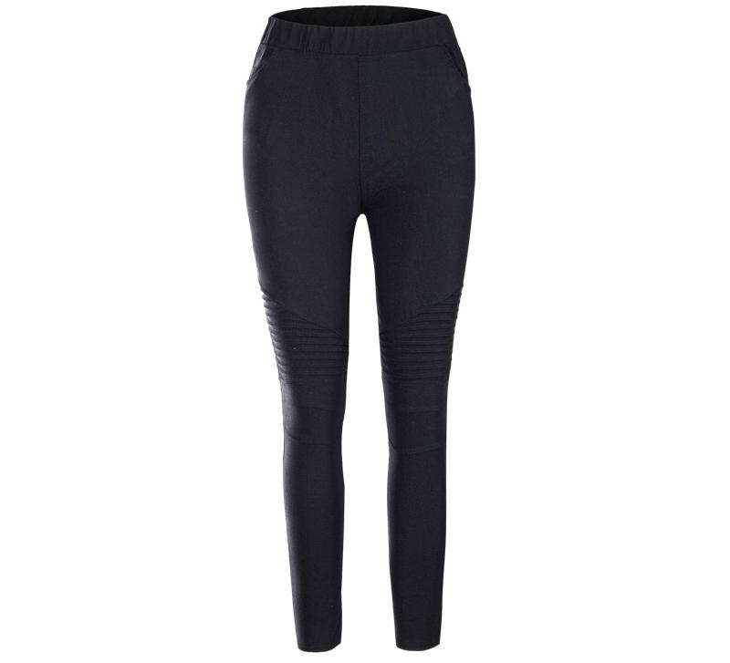 Fashion Plus Size Women's Leggings Stretch Trousers, 5 Colors 49