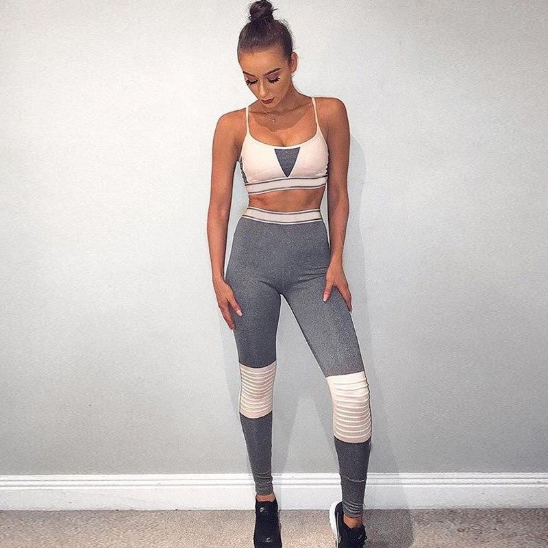 Gym Yoga Set, Women's Sport Suit, Gym Set, Gym Clothing Sportswear 10