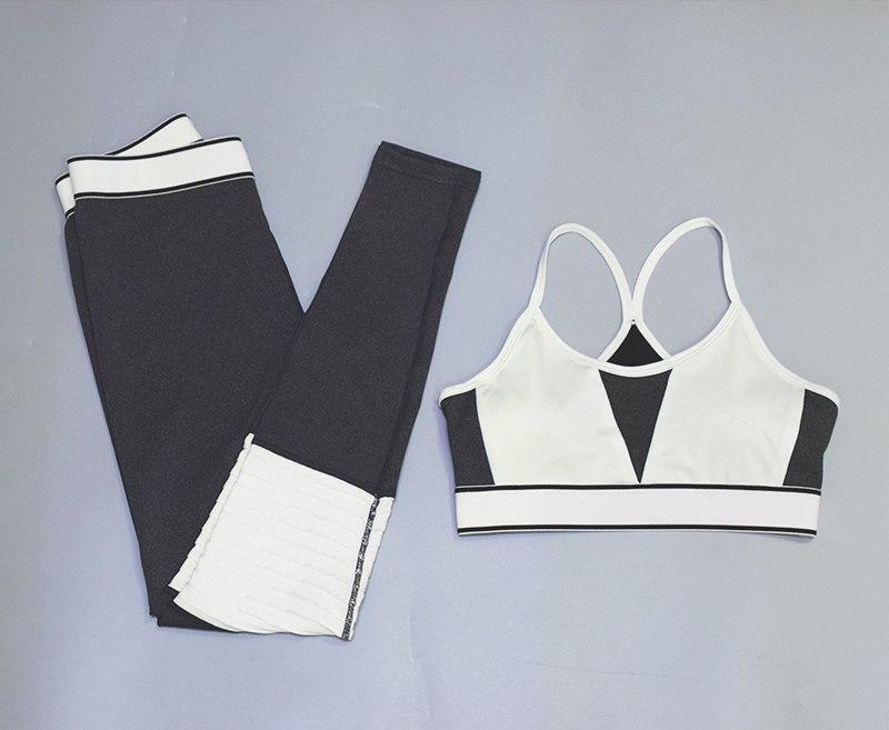 Gym Yoga Set, Women's Sport Suit, Gym Set, Gym Clothing Sportswear 12