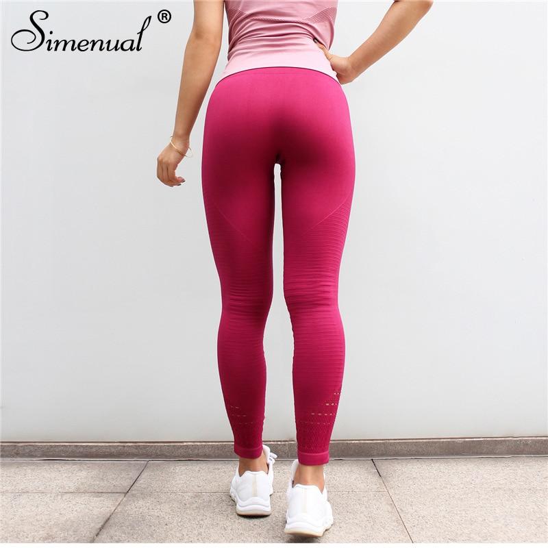 Push Up Leggings, Women, High Waist Fitness Legging Sportswear Fashion Bodybuilding 16