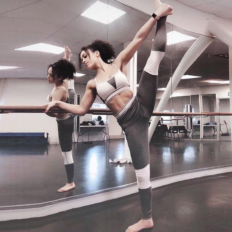 Gym Yoga Set, Women's Sport Suit, Gym Set, Gym Clothing Sportswear 7