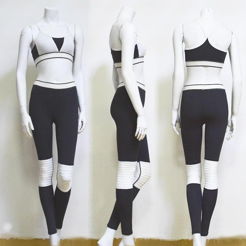 Gym Yoga Set, Women's Sport Suit, Gym Set, Gym Clothing Sportswear 18