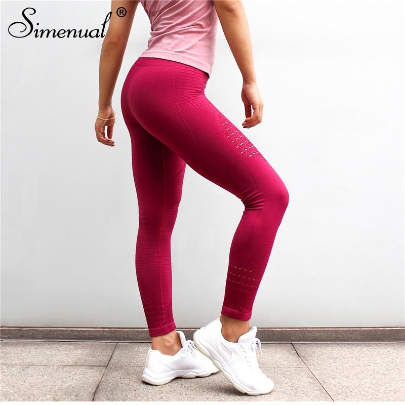 Push Up Leggings, Women, High Waist Fitness Legging Sportswear Fashion Bodybuilding 17