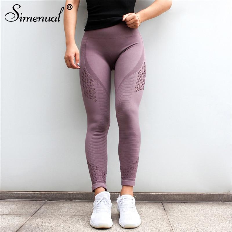 Push Up Leggings, Women, High Waist Fitness Legging Sportswear Fashion Bodybuilding 18